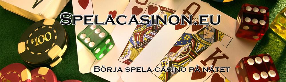 Spela casino