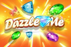logga på spelmaskin Dazzle m e